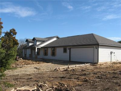 Weatherford Single Family Home For Sale: 180 Emerald Drive