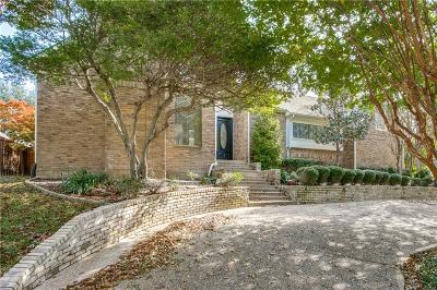 Plano TX Single Family Home Active Option Contract: $479,000