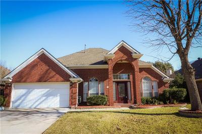 Irving Single Family Home For Sale: 10124 Andre Drive