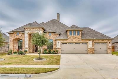 Burleson Single Family Home For Sale: 1153 Blue Sky Lane