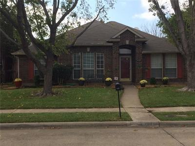 Frisco Single Family Home For Sale: 6201 Monticello Drive