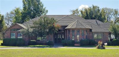 Sanger Single Family Home For Sale: 18934 Creekview Road