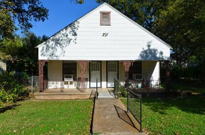 North Fort Worth Single Family Home Active Option Contract: 1504 Clinton Avenue