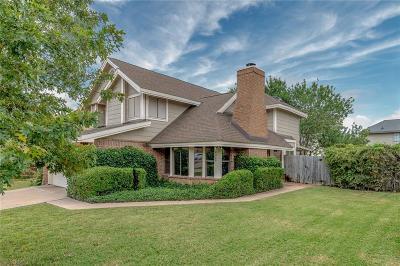 Grand Prairie Single Family Home Active Option Contract: 4369 Ashley Lane