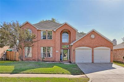 Haltom City Single Family Home For Sale: 3924 Larkspur Drive