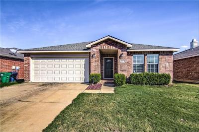 Single Family Home For Sale: 6605 Longleaf Lane