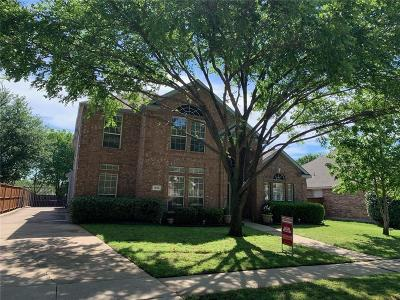 Flower Mound Single Family Home For Sale: 1908 Tophill Drive