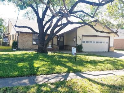 Irving Single Family Home For Sale: 1910 Cordova Bend