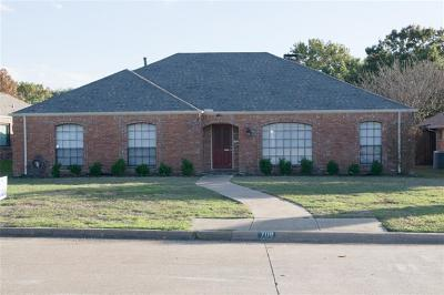 Allen Single Family Home Active Option Contract: 708 Spring Brook Drive