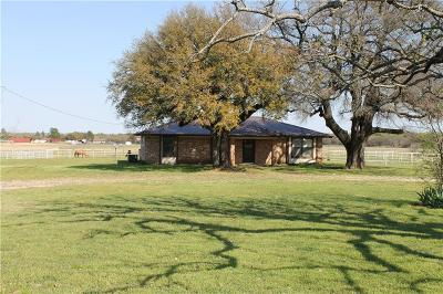 Springtown Single Family Home For Sale: 710 Springfield Road