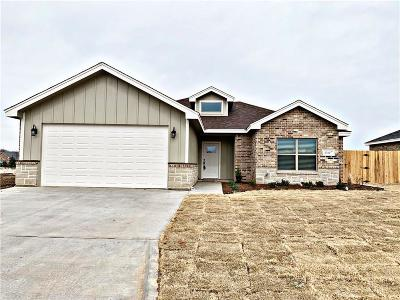 Abilene Single Family Home For Sale: 2310 Plymouth Rock Road