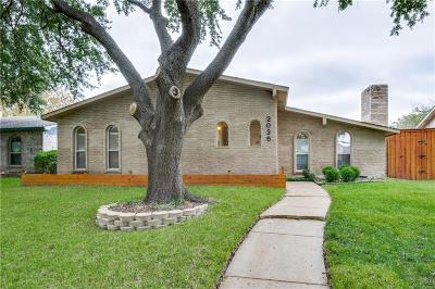 Single Family Home Active Option Contract: 2025 Warberry Road