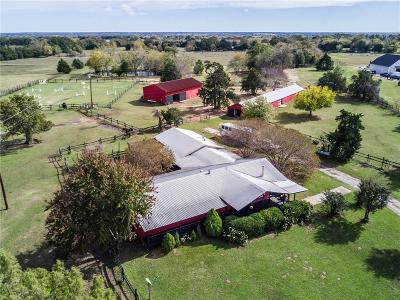 Single Family Home Active Option Contract: 10507 County Road 2332
