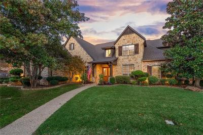 Colleyville Single Family Home For Sale: 6901 Shepherds Glen