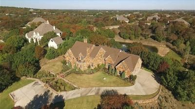 Fort Worth Single Family Home For Sale: 121 Silver Valley Lane