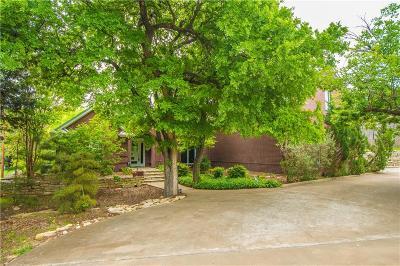 Granbury Single Family Home For Sale: 4012 Cimmaron Trail