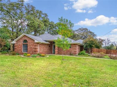 Colleyville Single Family Home Active Option Contract: 4407 Bowman Drive