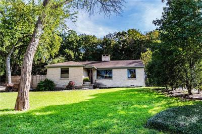 Single Family Home For Sale: 1202 Kessler Parkway