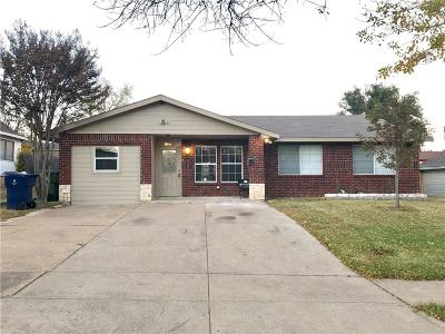 Garland Residential Lease For Lease: 1305 Colony Drive