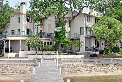 Dallas, Fort Worth Condo Active Option Contract: 9999 Boat Club Road #101