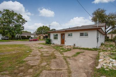 Dallas Single Family Home For Sale: 621 Avenue G