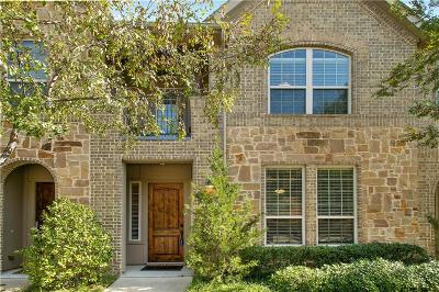 Irving Townhouse For Sale: 6468 Love Drive