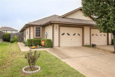 Fort Worth TX Half Duplex Active Option Contract: $119,000