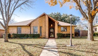 Rowlett Single Family Home Active Option Contract: 2305 Crestview Lane