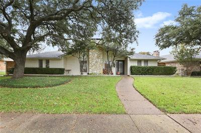 Dallas County Single Family Home For Sale: 8709 Flint Falls Drive