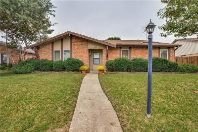 Single Family Home For Sale: 3218 Castle Rock Lane