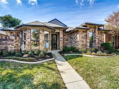 Single Family Home Active Option Contract: 16707 Cleary Circle