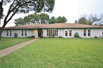 Dallas Single Family Home For Sale: 6834 Vineridge Drive