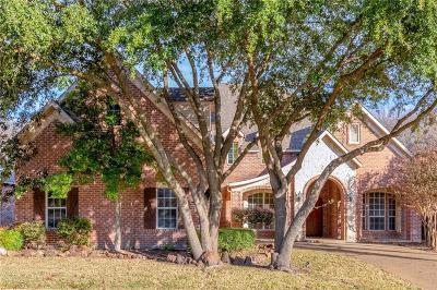 Garland Single Family Home For Sale: 1105 Winding Brook Drive