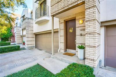Townhouse For Sale: 4316 Gilbert Avenue