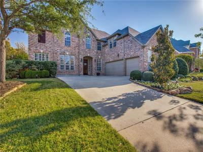 Carrollton Single Family Home Active Option Contract: 2617 Creekway Drive