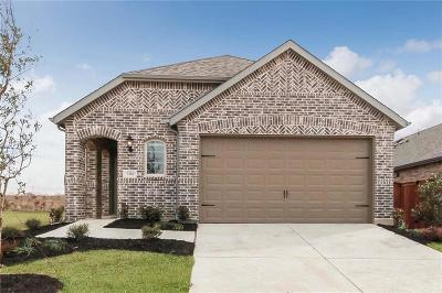 Aubrey Single Family Home For Sale: 3504 Periwinkle Drive