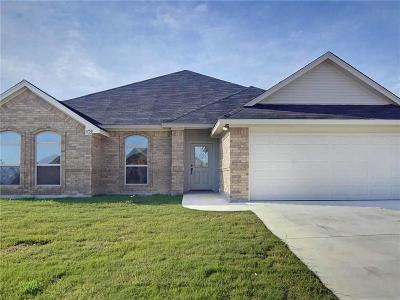 Weatherford Single Family Home For Sale: 1258 Newcastle Drive
