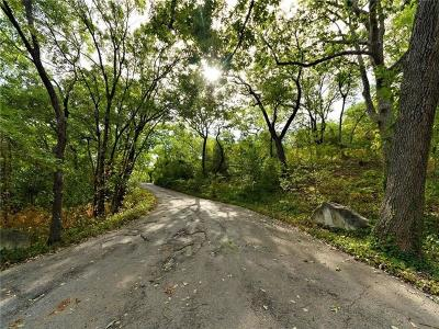 Dallas County Residential Lots & Land For Sale: 8738 Canyon Drive