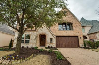 Plano Single Family Home For Sale: 6928 Medallion Drive