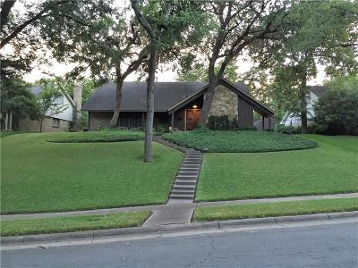 Single Family Home For Sale: 1529 Windchime Drive