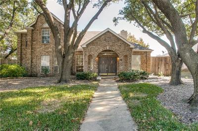 Allen Single Family Home For Sale: 801 Fall Drive
