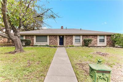 Hurst Single Family Home For Sale: 2877 Winterhaven Drive