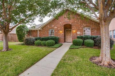 Allen Single Family Home Active Option Contract: 1623 Tanglewood Drive
