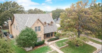 Colleyville Single Family Home Active Option Contract: 3916 Windview Drive