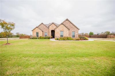 Waxahachie Single Family Home For Sale: 212 McKinley Circle
