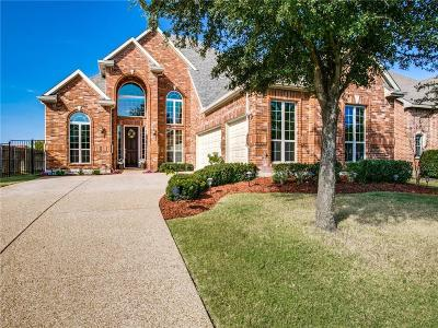 Keller Single Family Home Active Option Contract: 2004 Creekvista Drive