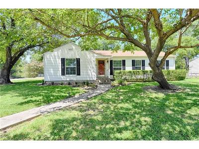 Carrollton Single Family Home Active Option Contract: 1801 Willow Road
