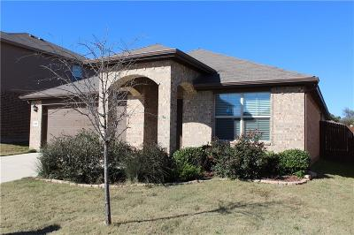 Azle Residential Lease For Lease: 620 Cameron Way