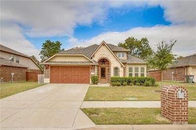 Lavon Single Family Home Active Option Contract: 737 Fannin Drive