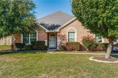 Red Oak Single Family Home For Sale: 254 Cobblestone Circle